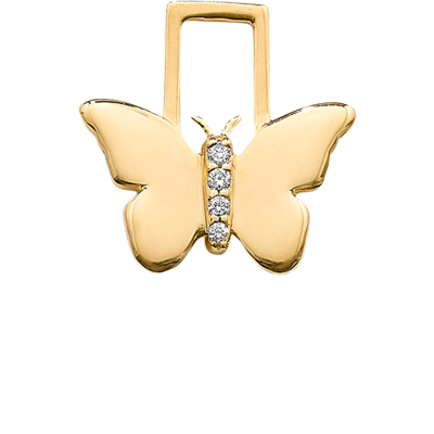 Butterfly Earwish