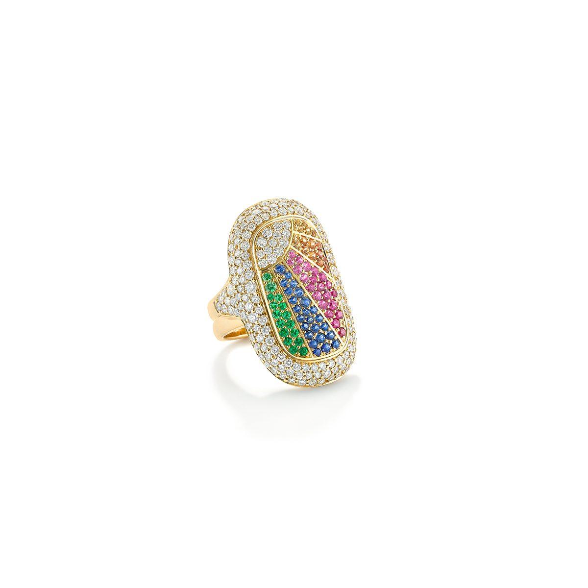 Diamond-outer-rainbow-inner